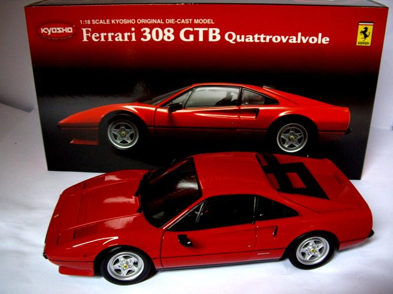 18 Ferrari 308 GTB QV 1982