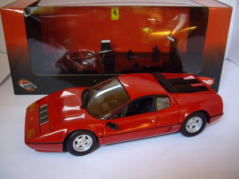 18 Ferrari 512 Bbi 1981 Kyosho Rouge 08172R