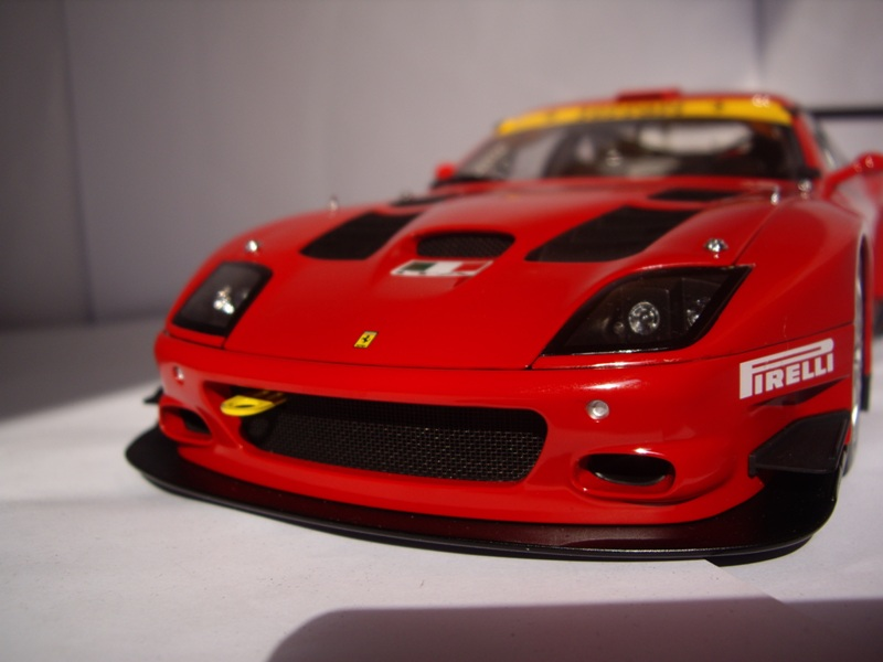 2010 Ferrari 575 GTC Evoluzione photo - 1